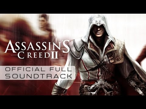 Assassin's Creed 2 OST / Jesper Kyd - Leonardo's Inventions, Pt. 2 (Track 33)