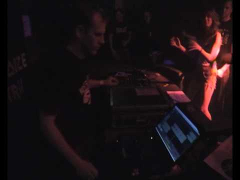 Terrornoize Industry - Massive Aggressive Tour 2010 Zurich (Switzerland) 15-05-2010