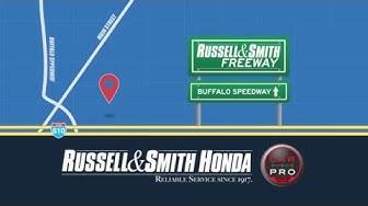 Russell & Smith Honda: Harmony