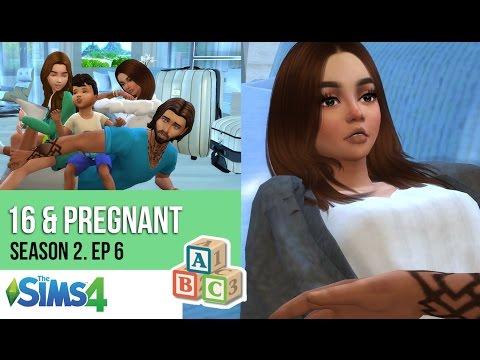 16 & PREGNANT | SEASON 2. EP. 6 | Court Day l A Sims 4 Series