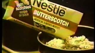 Nestle Oatmeal Cookies 1981