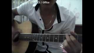 Chỉ còn lại tình yêu- guitar