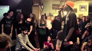 Givers and Theophilus London - Words - Live @ The Switch