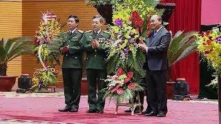 Thủ tướng dự Lễ công bố thành lập Bộ Tư lệnh Tác chiến không gian mạng