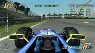 Grand Prix Challenge PS2 Gameplay HD (PCSX2)