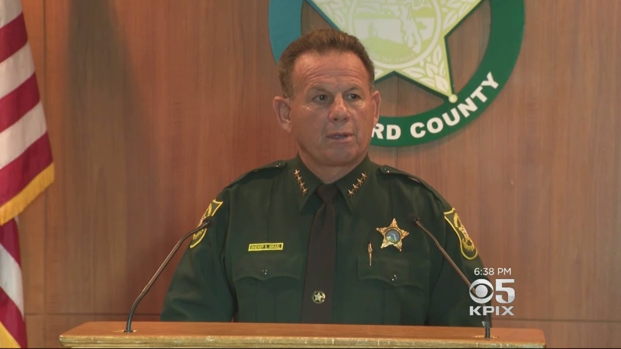 Armed School Officer Remained Outside During Florida Massacre