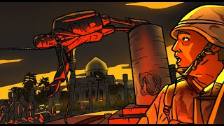 2003 Iraq War (2/2) | Animated History