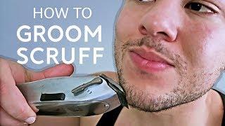 How to Groom Patchy Facial Hair | BasedShaman Aesthetics