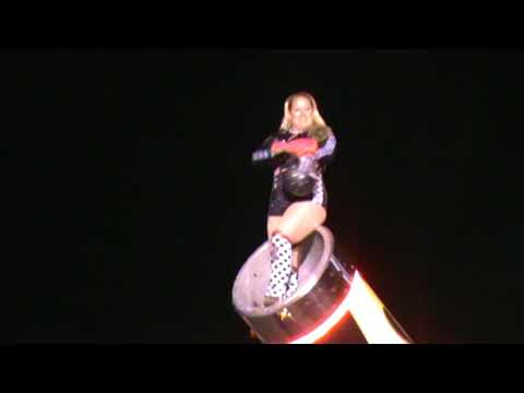 All American Monster Truck Tour - Jennifer Snyder the Cannon Lady