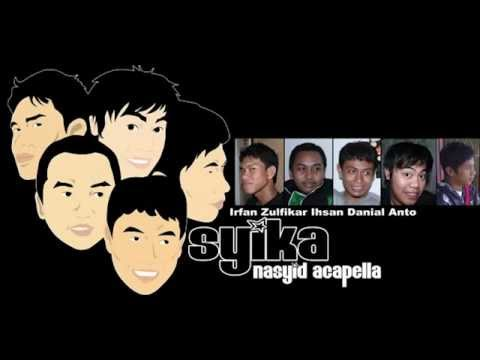 Syika Nasyid Acapella - Buka Sok Tau