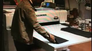 Проходной пресс для дублирования HP-1000LS Hashima(Высокопроизводительный широкий проходной пресс для дублирования с шириной ленты 1000 мм http://spb.knitism.ru/catalog/?good..., 2015-10-28T09:05:54.000Z)