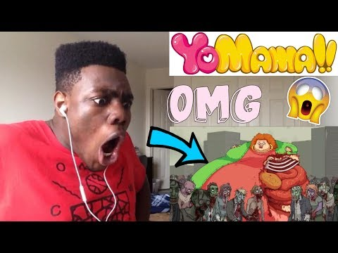 Thumbnail: YO MAMA SO STUPID! The Walking Dead by Yo Mama REACTION!!!!