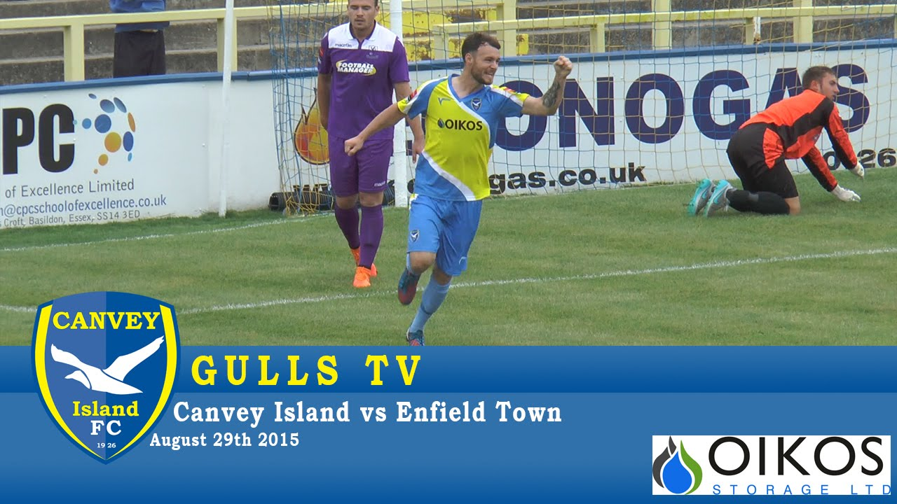 Canvey Island  August
