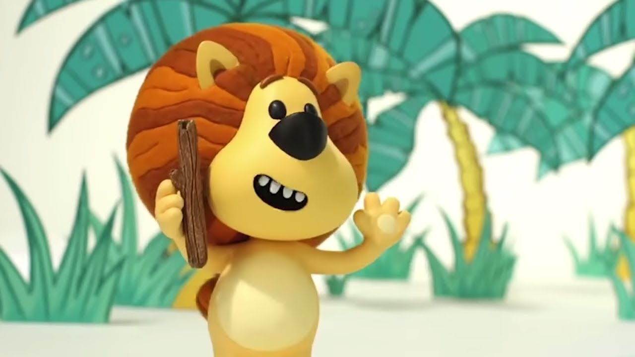 Raa Raa The Noisy Lion | 1 HOUR COMPILATION | English Full Episodes | Kids Cartoon | Kids Movies