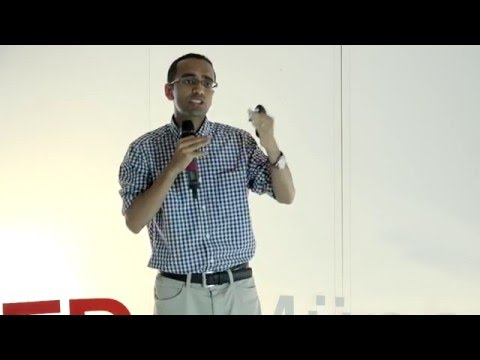 Regrowing the spirit of the Arab spring | Abbas Adel | TEDxMünster