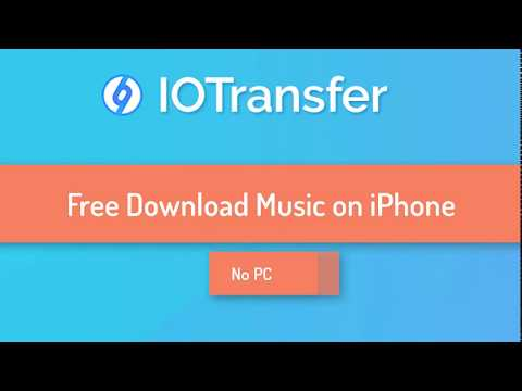 Free Download MP3 To IPhone Directly Without Jailbreak