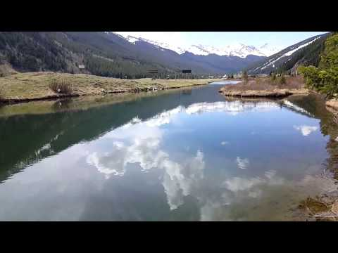 BigRigTravels LIVE! Interstate 70 Westbound between Copper Mountain and Vail, Colorado