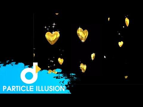 Tạo hiệu ứng hạt bám vào đối tượng trong Particle Illusion.mp4