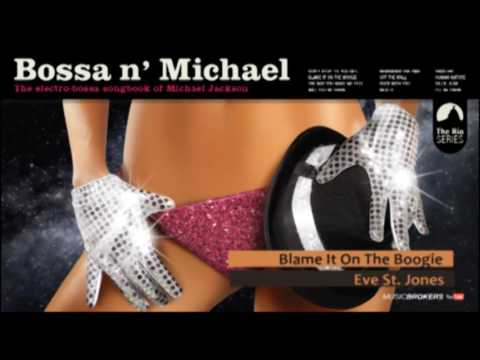 Bossa n´ Michael - The New Full Album 2016! - Michael Jackson in Electrobossa Style