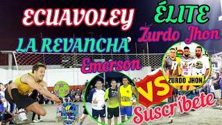 EMERSON VS EL ZURDO JHON GRAN REVANCHA
