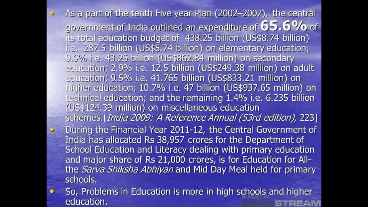 d23d5bbb662 Problems in High school education in India- a case study | Geo ...