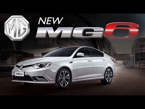 New MG6  2015