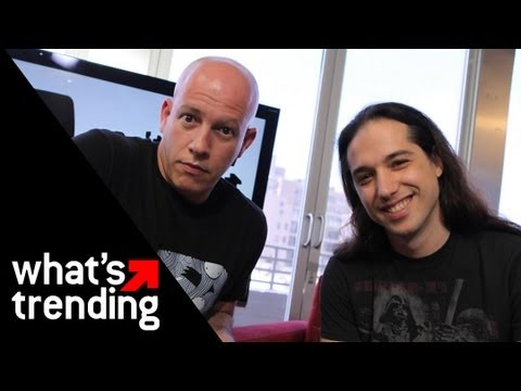 "Infected Mushroom Reveal Secrets to Staying ""Pumped Up"" for Shows, 2013 Tour & More!"