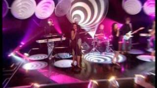 Sugababes Push The Button - Live @ Totp 17 - 09 - 05