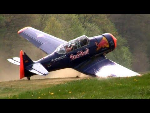 GROUND LOOP T-6 Landing Mishap!