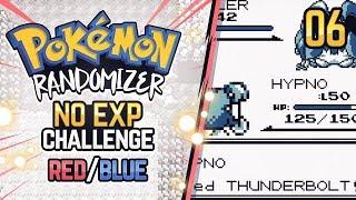 No EXP Challenge Randomizer   Pokemon Red/Blue #6