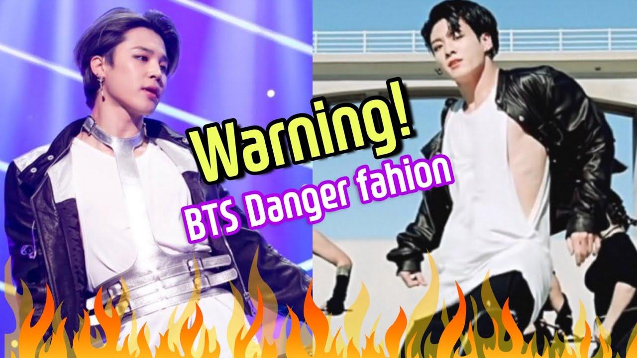 경고! 컴백 방탄소년단 (심장)위험한 섹시 패션 모음zip (BTS danger fashion)