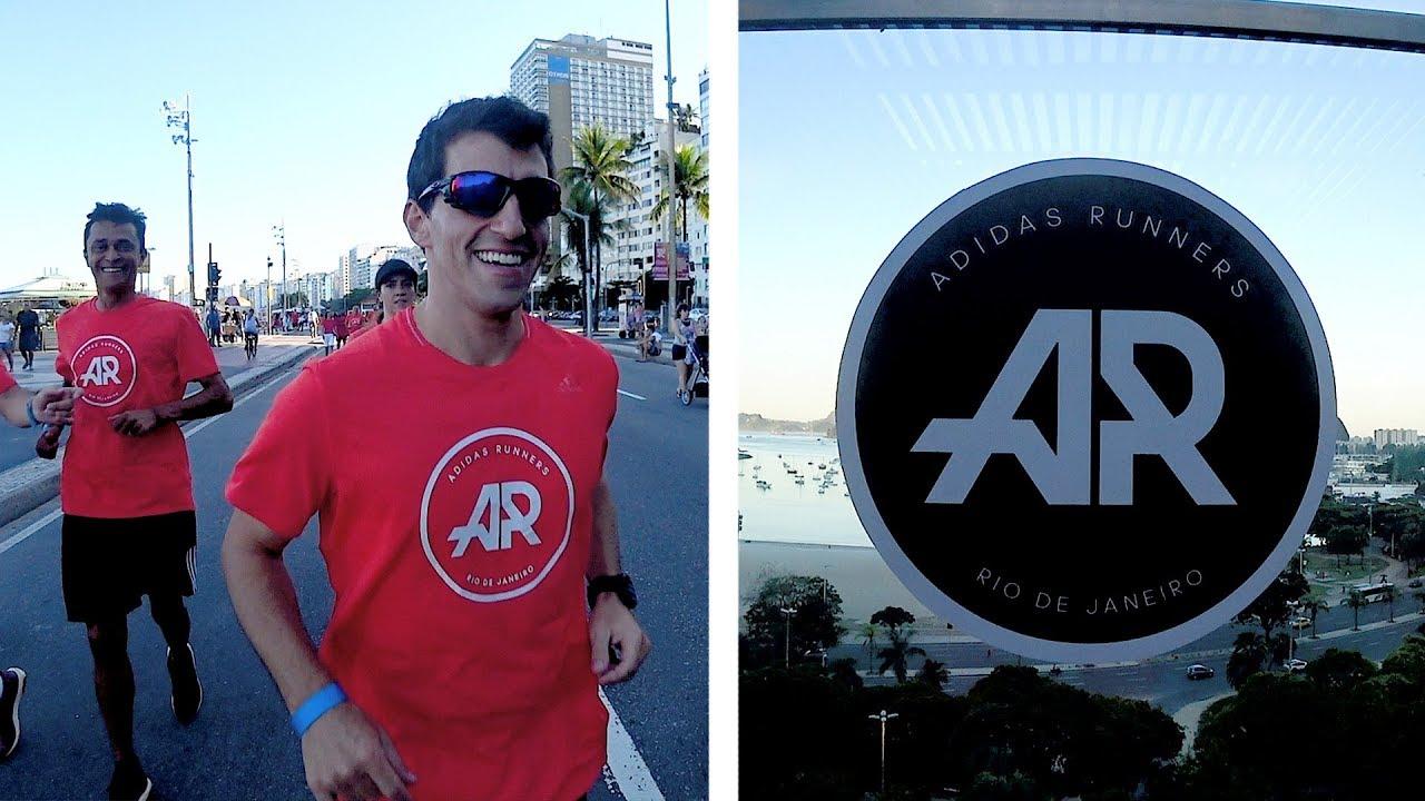 64243cc6e33 Tem Adidas Runners no Rio de Janeiro  - YouTube