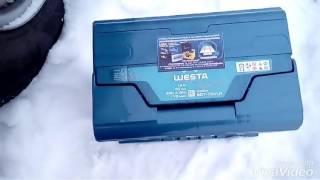 видео аккумулятор westa