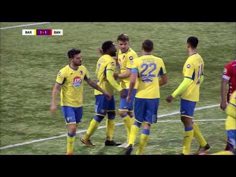 Y Barri 1-1 Bangor