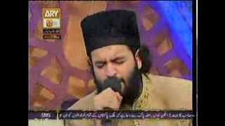 Naat Sharif : Shaykh Hassan Haseeb ur Rehman sb - 1-ARY/ QTV 20 Ramzan 2013