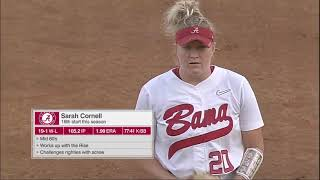 Alabama vs LSU Softball 2019 Game 2 | NCAA Softball