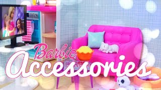 Unbox Daily: ALL NEW Barbie Accessories