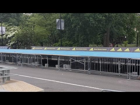 200m Boston Boost Games