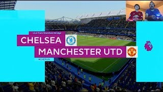 FIFA 19 PS4 | Chelsea v Manchester United | GAMEPLAY