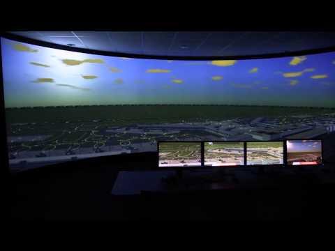 Singapore Republic Polytechnic's Virtual Aerodrome Laboratory
