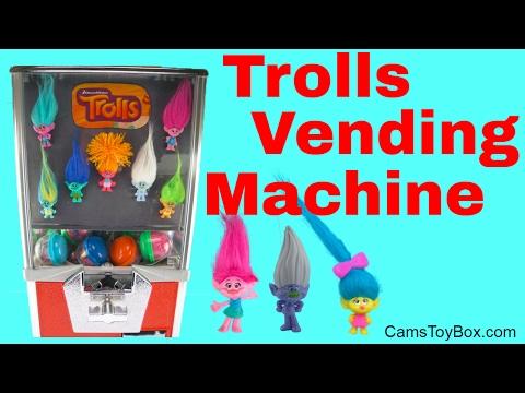 Dreamworks Series 2 Trolls Blind Bags Toy...