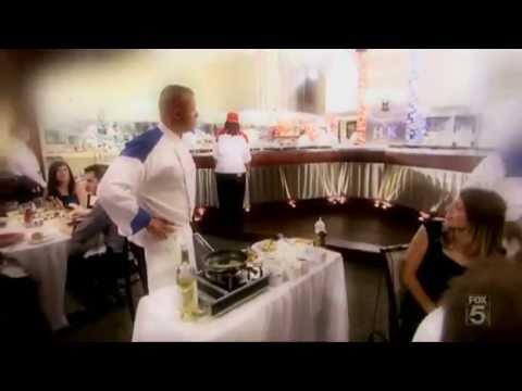 Van Returns To Hells Kitchen Season 9 Youtube