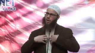 Why will non Muslims go to hell if Allah made them non Muslims? - Q&A - Yusha Evans