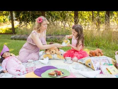 Strawberries & Tea - A Mother Daughter Story