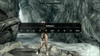 Skyrim Mod: How to Install Pinup Poser Mod