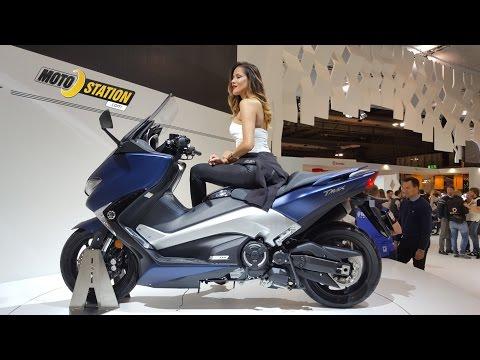 Eicma 2016 : Le nouveau Yamaha T-Max !