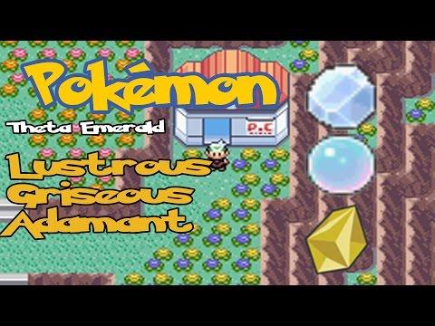 Pokémon Theta Emerald Ex: Orb's Location