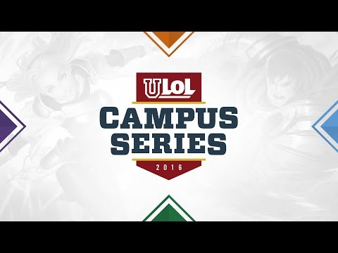 uLoL Campus Series Week 5: Texas vs. Texas A&M