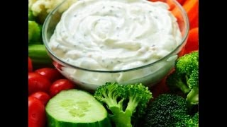 Best Vegetable Dip Recipe