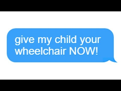 "r/Entitledparents - ""Give My Child Your Wheelchair NOW!"" - Top Posts of All Time"